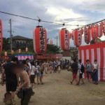 明石市 王子夏祭り2018に行ってきました!子供も大喜び!