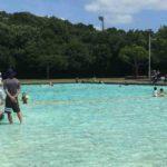 神戸総合運動公園ちゃぷちゃぷ池に行ってきました!1歳のプールデビュー