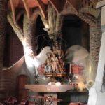 情熱的で陽気な国 スペイン旅行記〜未完成のコロニア・グエル教会