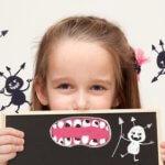 1歳半検診でみつかった虫歯の治療〜形成不全って何?