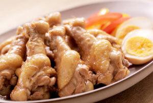 鶏のさっぱり煮 パプリカ